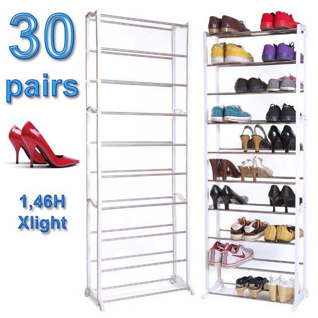 d3b6a86d28 Stand Αποθήκευσης 30 Ζευγαριών Παπουτσιών Shoe Rack - Idea Hellas