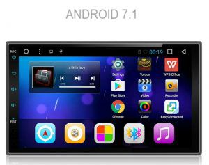 2 din 7 inch android 7.1 GPS WiFi GS09 4d9ae1a722f