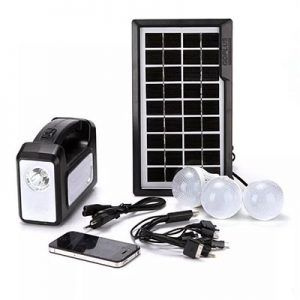 Ηλιακό Σύστημα Φωτισμού