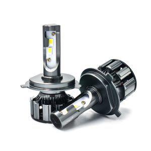 Λάμπες LED H4 60W Tacpro 6000K Λευκό - 6000 Lumens