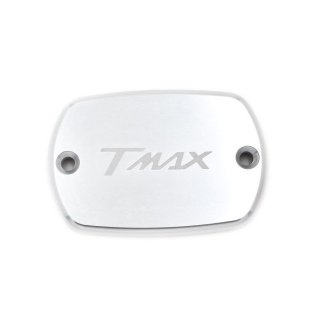 Προστατευτικό Διακοσμητικό Καπάκι Αλουμινίου Υγρών Φρένου για T-Max - Ασημί