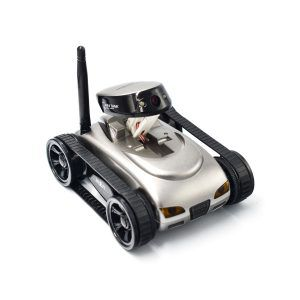 Mini i-Spy 4CH RC Tank WiFi