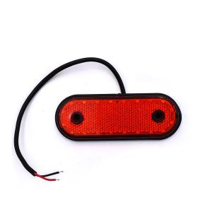 LED Φώτα Όγκου Φορτηγών IP66 24V - Κόκκινο