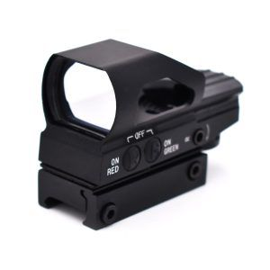 Tactical Holographic Reflex Red Green Dot Sight Scope