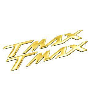 Σετ αυτοκόλλητα Yamaha T-Max σε χρυσό χρώμα
