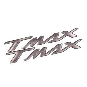 Σετ αυτοκόλλητα Yamaha T-Max σε γκρι σκούρο χρώμα