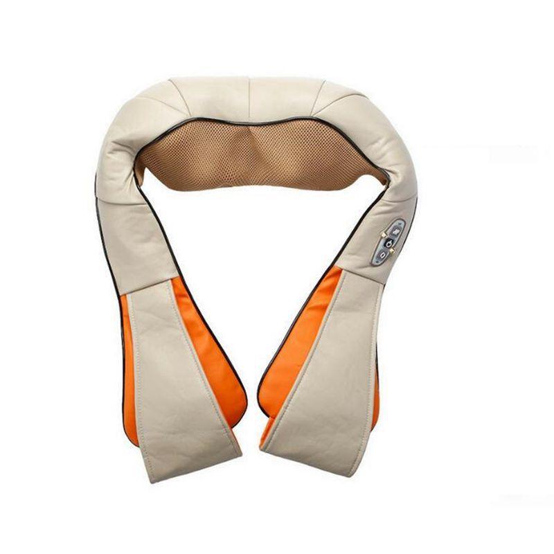 Συσκευή  Μασάζ Shiatsu Αυχένα Και Πλάτης Με Υπέρυθρη Θερμότητα