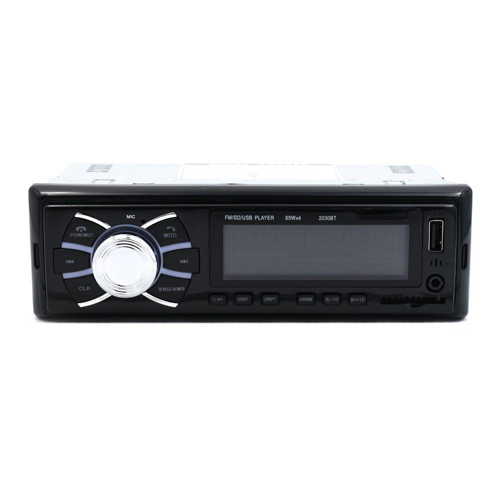Ραδιόφωνο Αυτοκινήτου Mp3 Player με 1 din & USB/SD/AUX, Bluetooth & Χειριστήριο