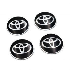 Αυτοκόλλητα Αλουμινίου Ζαντών Toyota