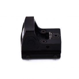 Μίνι Στόχαστρο-Διόπτρα Κουκκίδας RL5-0004-2 για Glock & Όπλα Airsoft με Βάση 20mm